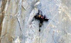 El Capitan Rock Climbers