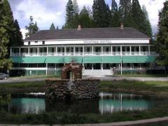 Yosemite National Park, Wawona Hotel