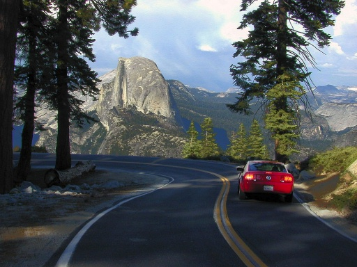 Glacier Point Road, Dawn Endico