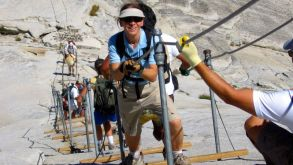 Half Dome Cables, Spencer Joplin
