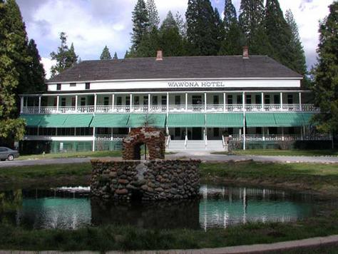 Yosemite National Park, Wawona Hotel