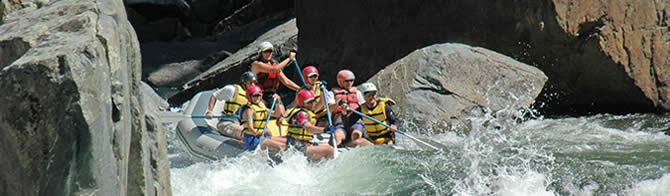 orld Class Whitewater Rafting