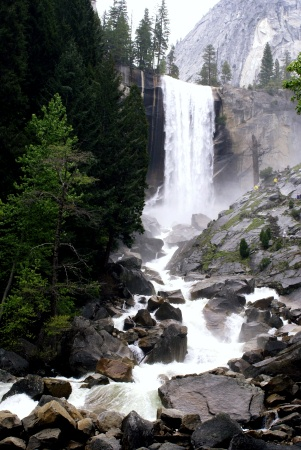 Yosemite National Park, Vernal Fall