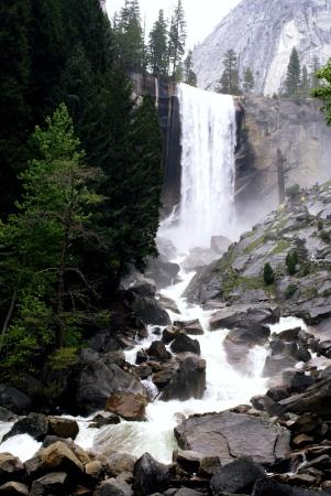 Yosemite National Park, Vernal Fall